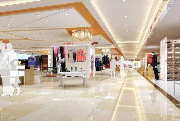 30平米服装店装修设计 服装店如何装修更吸引人